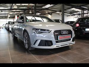 Audi Rs6 RS6 Avant Performance V8 4.0 TFSI 605 Quattro