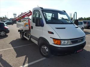 Iveco Daily ccb 35C12 BENNE GRUE  Occasion