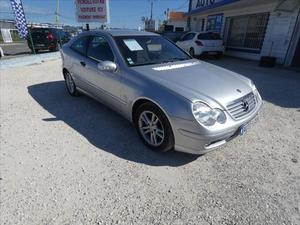 Mercedes-benz CLASSE C COUPE SPORT 180 SPORT BV