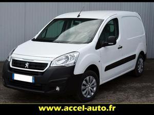 Peugeot Partner ACCIDENTÉ BLUEHDI 100 PREMIUM PACK