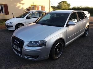 Audi A3 A3 SportBack 2.0 TDI Ambition Luxe  Occasion