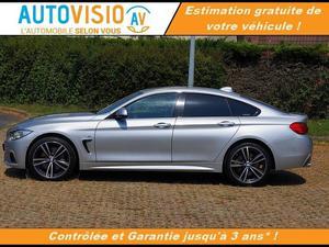 BMW Série 4 SERIE 4 GRAN COUPE (FDA XDRIVE 313CH M