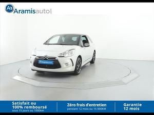 DS DS3 1.6 VTi 120 BVM Occasion