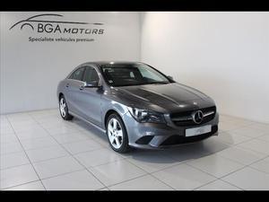 Mercedes-benz CLA 220 CDI 177 INSPIRATION 7G-DCT