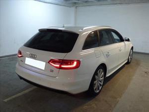 Audi A4 avant 2.0 TDI 150 QUATTRO AMBITION L  Occasion