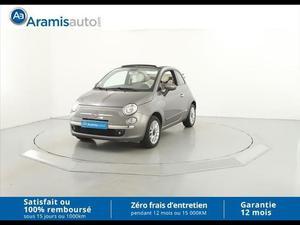 FIAT 500C 1.2 8V 69 ch  Occasion
