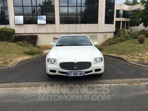 Maserati Quattroporte Sport GT A blanc verni