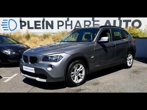 BMW X1 18 xrive x rive luxe XDRIVE18D 143CH LUXE