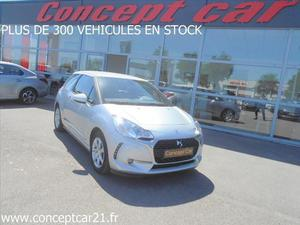 Ds Ds 3 PURETECH 82 SO CHIC +GPS  Occasion
