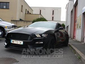 Ford Mustang SHELBY GT 350 V8 5.2 L 533 HP noir