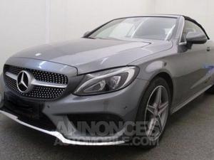 Mercedes Classe C AMG gris montagne