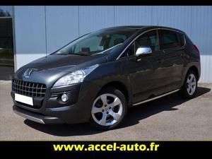 Peugeot  HDI 112 ALLURE  Occasion