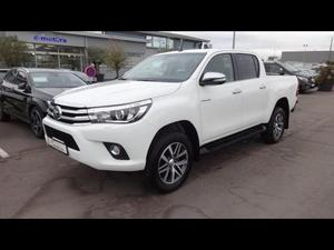 TOYOTA Hilux Lounge 4wd 150 D-4d Bva  Occasion