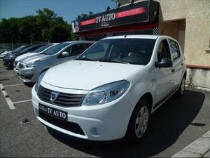 Dacia SANDERO V 75 GPL E Occasion