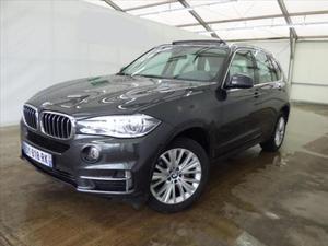 BMW X5 (F15) XDRIVE 25DA 231CH EXCLUSIVE BVA Occasion