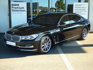 BMW SÉRIE LDA XDRIVE 320 EXCLUSIVE  Occasion