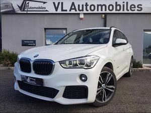 BMW X1 XDRIVE 18DA 150 CH M SPORT  Occasion