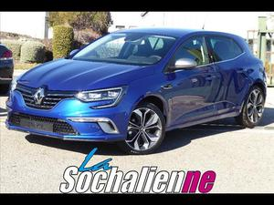 Renault Megane iv 1.2 TCE 130CH ENERGY INTENS+FULL