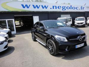 Mercedes-benz Gle coupe 350 D 258 CH 4MATIC 9G-TRONIC