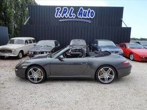 Porsche 911 cabriolet (997) CARRERA 4S TIPTRONIC S