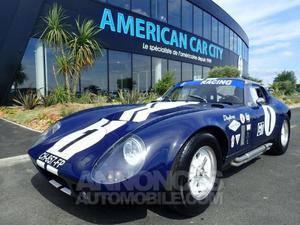 AC Cobra Daytona bleue