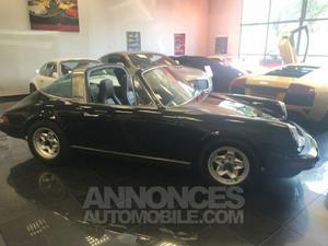 Porsche 911 Targa  TARGA  noir verni