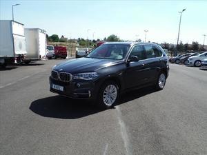 BMW X5 (F15) SOCIETE XDRIVE 25DA 231CH EXCLUSIVE BVA8