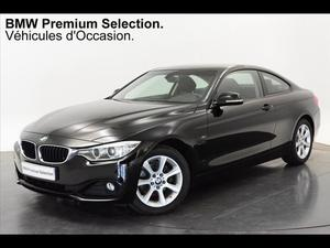 BMW SÉRIE 4 COUPÉ 420D XDRIVE 184 SPORT  Occasion