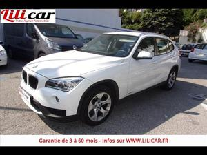 BMW X1 xDrive 18d 143 ch Confort A  Occasion