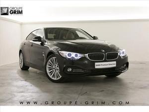 BMW Serie 4 GRAN COUPE F36 Gran Coupé 418d 143 ch Luxury A