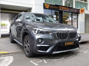 BMW X1 sDrive 18d 150 ch BVA8 xLine (8 CV)  Occasion