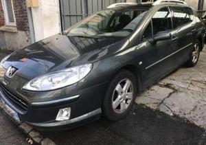 Peugeot 407 sw 1,6 hdi 110cv d'occasion