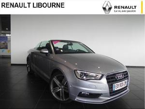 AUDI A3 A3 Cabriolet 1.4 TFSI COD ultra 150 Ambition Luxe S