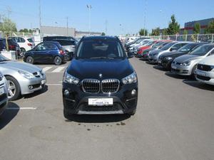BMW X1 X1 Lounge Sdrive 18i  Occasion