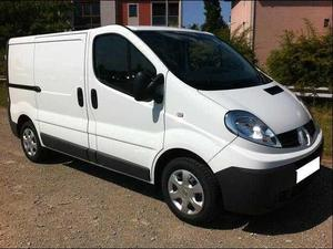 Renault Trafic fourgon 2.0 DCI 90 L1H1 GRAND CONFORT