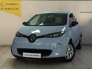 Renault ZOE LIFE CHARGE RAPIDE Q Occasion