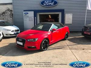 Audi A3 CABRIOLET CABRIOLET 2.0 TDI 150 AMBITION LUXE QTO