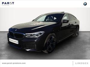 BMW SÉRIE 6 GRAN TURISMO 630D XDRIVE 265 SPORT E6C