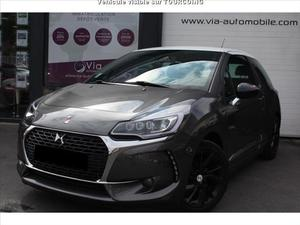 Citroen Ds3 1.6 HDI 100 Performance Line  Occasion