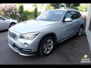 BMW X1 18d 143 x-Line BVA km Gtie  Occasion