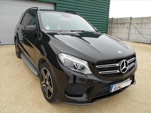 Mercedes-benz Gle 350 D 258CH SPORTLINE 4MATIC 9G-TRONIC