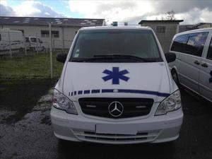 Mercedes-benz Vito 113 cdi ambulance 113 CDI - 136 CV - BVA