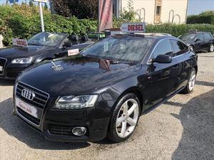 Audi A5 sportback 2.0 TDI 170 SLINE PLUS GPS BVM