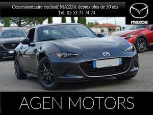Mazda MX-5 RF 1.5 SKYACTIV-G 131 DYNAMIQUE  Occasion