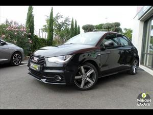 Audi A1 Sportback 1.4 TFSI 122 Sline ext s-line