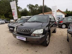 Lexus RX 300 V6 PACK LUXE BVA  Occasion