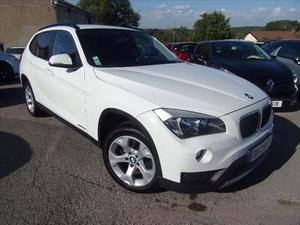 BMW X1 X.DRIVE 118.D 143 CV CONFORT GPS COULEUR USB TURBO