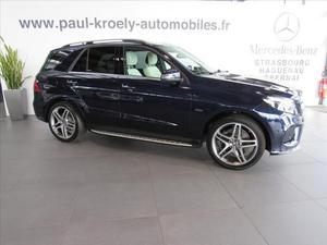 Mercedes-benz GLE 500 E FASCINATION 4M 7G-TRO+  Occasion