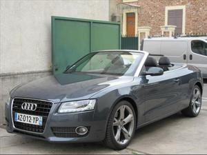 Audi A5 cabriolet 3.0 V6 TDI 240CH DPF AMBITION LUXE QUATTRO