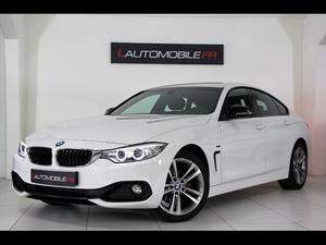BMW (f36) GRAN COUPE 418D SPORT  Occasion